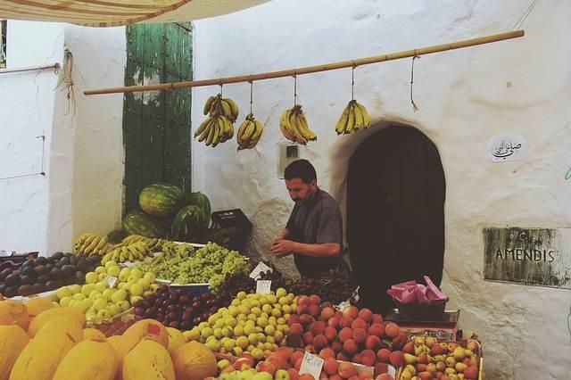 peluang usaha rumahan - toko buah A